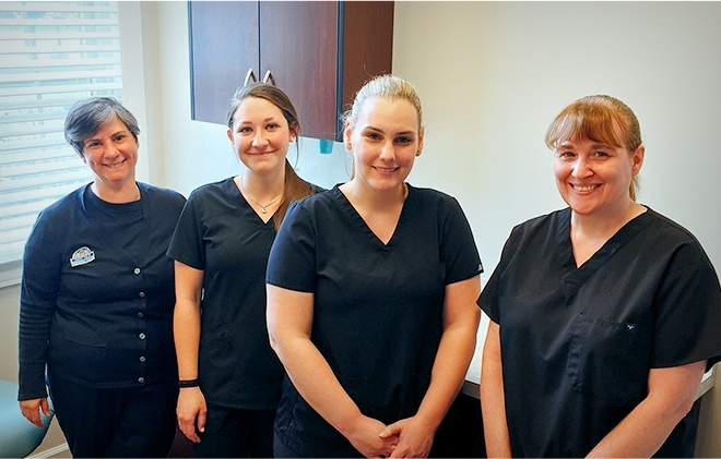 East Islip Dental Care Team